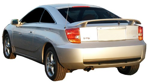 Toyota  Celica   2000-2005 Factory Style Rear Spoiler - Painted