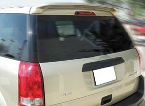 Saturn Vue   2008-2010 Factory Style Rear Spoiler - Painted