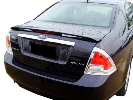 Ford Fusion   2006-2008 Factory Style Rear Spoiler - Primed