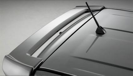 Scion XB   2008-2011 Factory Style Rear Spoiler - Painted