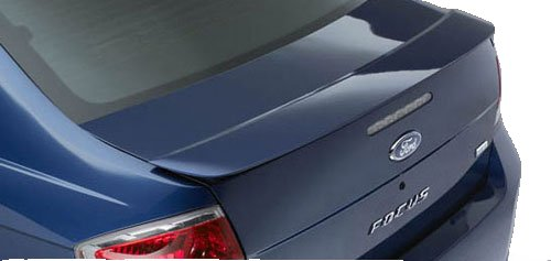 Ford Focus 2DR/4DR  2008-2010 Factory Style Rear Spoiler - Primed