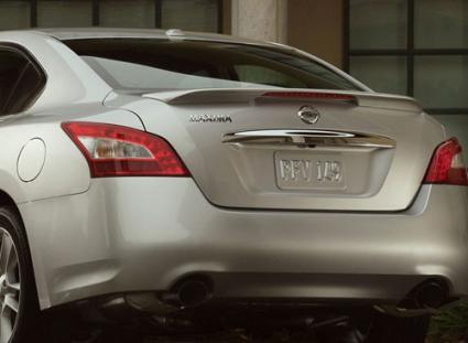 Nissan Maxima   2009-2011 Factory Style Rear Spoiler - Primed