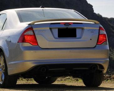 Ford Fusion   2010-2011 Factory Style Rear Spoiler - Painted