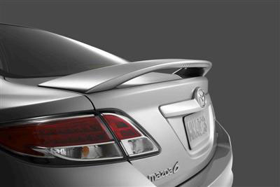 Mazda 6 4DR 2009-2010 Factory Style Rear Spoiler - Primed