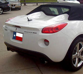 Pontiac Solstice   2006-2010 Factory Style Rear Spoiler - Painted