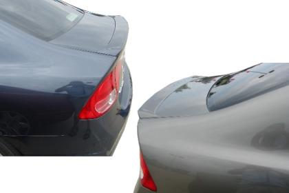 Honda Civic 4DR  2006-2010 Lip Style Rear Spoiler - Primed