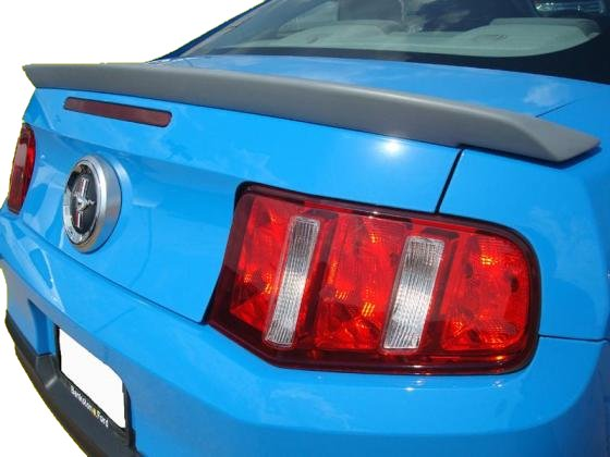 Ford Mustang GT 2010-2011 Cobra Style Rear Spoiler - Primed