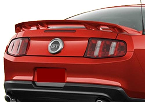 Ford Mustang   2010-2011 Factory Style Rear Spoiler - Painted