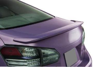 Lexus Hs  Hybrid 2010-2011 Hybrid Lip Style Rear Spoiler - Painted