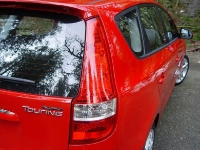 Hyundai Elantra   2010-2011 OEM  Factory Style Rear Spoiler - Painted
