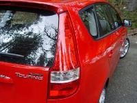 Hyundai Elantra   2010-2011 OEM  Factory Style Rear Spoiler - Primed