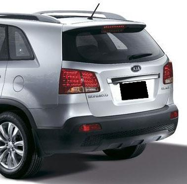 Kia Sorento   2011-2011 Factory Style Rear Spoiler - Primed
