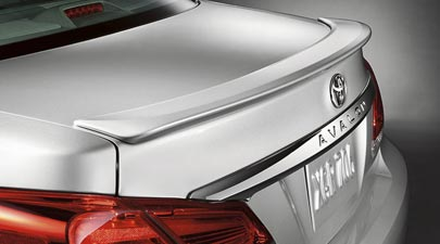 Toyota Avalon   2011-2011 Factory Style Rear Spoiler - Primed