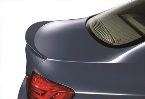Bmw 3 Series 4DR  2011-2011 Factory Style Rear Spoiler - Painted