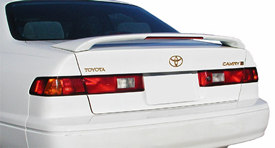 Toyota  Camry  Usa 1997-2001 Factory Style Rear Spoiler - Primed