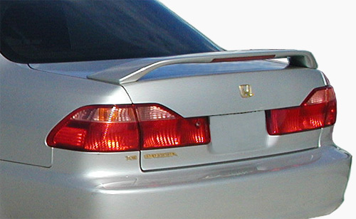 Honda Accord 4DR  1998-2002 Factory Style Rear Spoiler - Primed