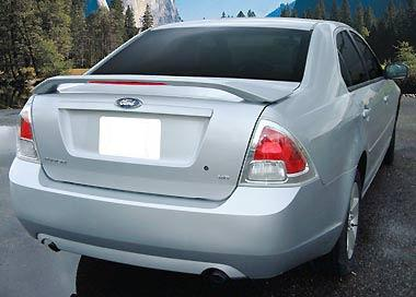 Ford Fusion   2006-2008 Custom Style Rear Spoiler - Painted