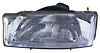 1990 Acura Integra  Driver Side Replacement Headlight