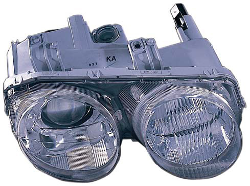 Acura Integra 98-01 Driver Side Replacement Headlight
