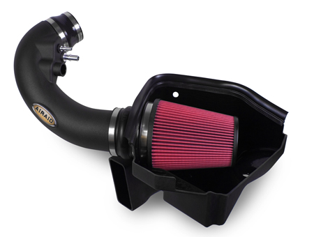 Ford Mustang 2011 5.0L GT Airaid MXP Cold Air Intake