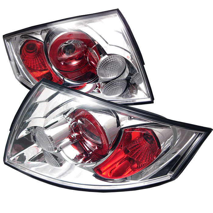 Audi TT 1999-2004  Chrome Euro Style Tail Lights