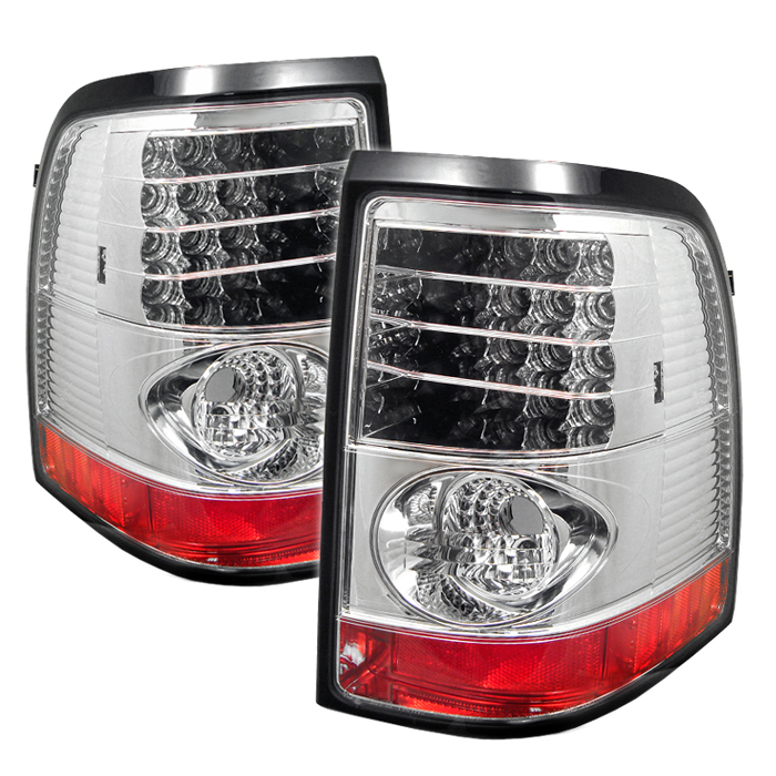 led tail lights view all ford explorer tail lights all ford explorer. Black Bedroom Furniture Sets. Home Design Ideas