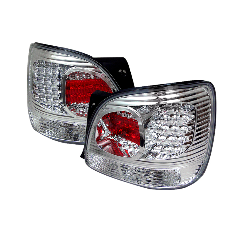 Lexus Gs 400 1998-2005  Chrome LED Tail Lights