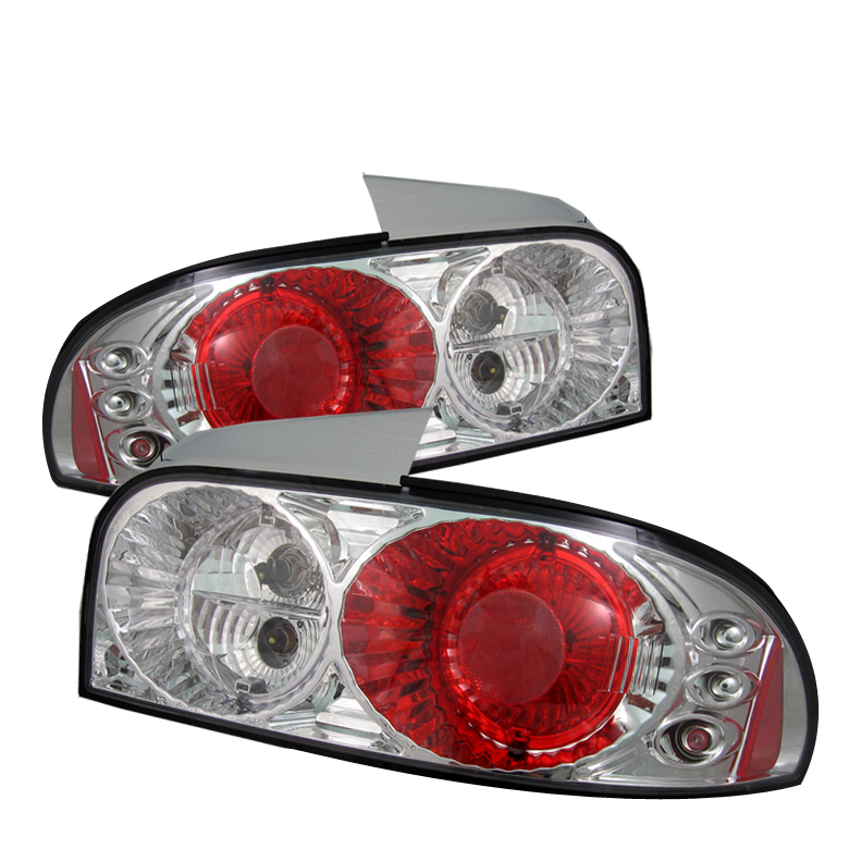 Subaru Impreza 1993-2001  Chrome Euro Style Tail Lights