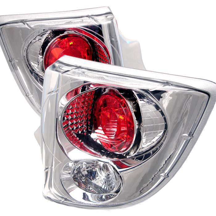 Toyota Celica 2000-2005  Chrome Euro Style Tail Lights