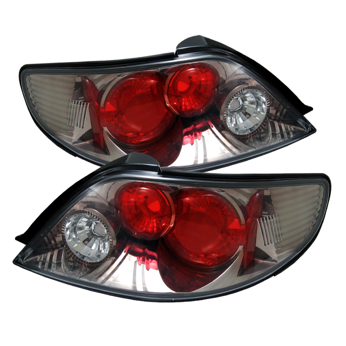 Toyota Solara 1998-2002  Chrome Euro Style Tail Lights
