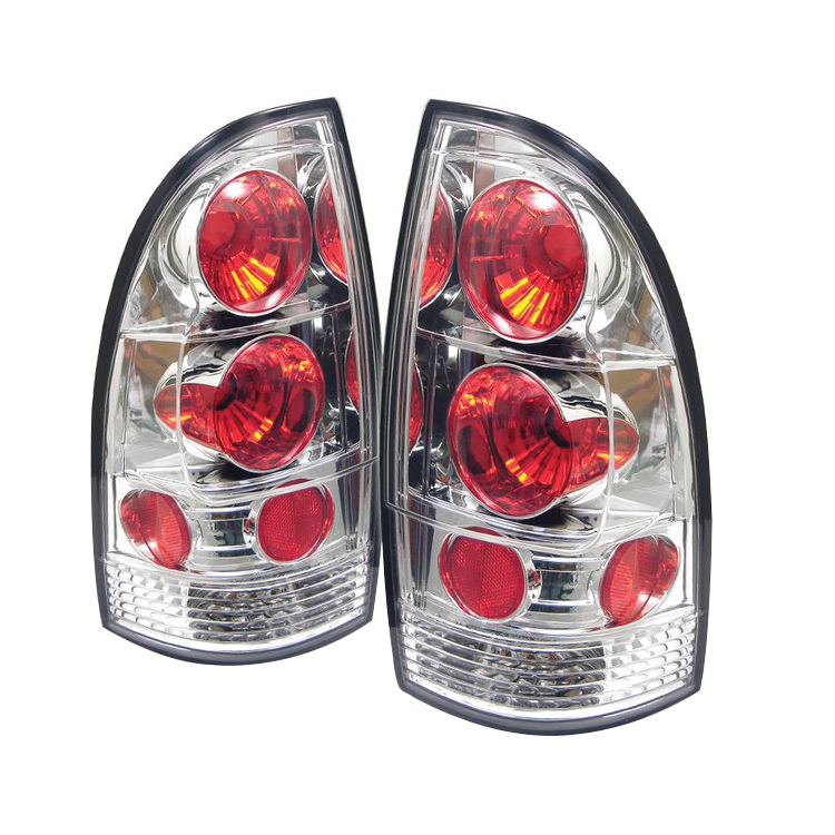 Toyota Tacoma 2005-2007  Chrome Euro Style Tail Lights