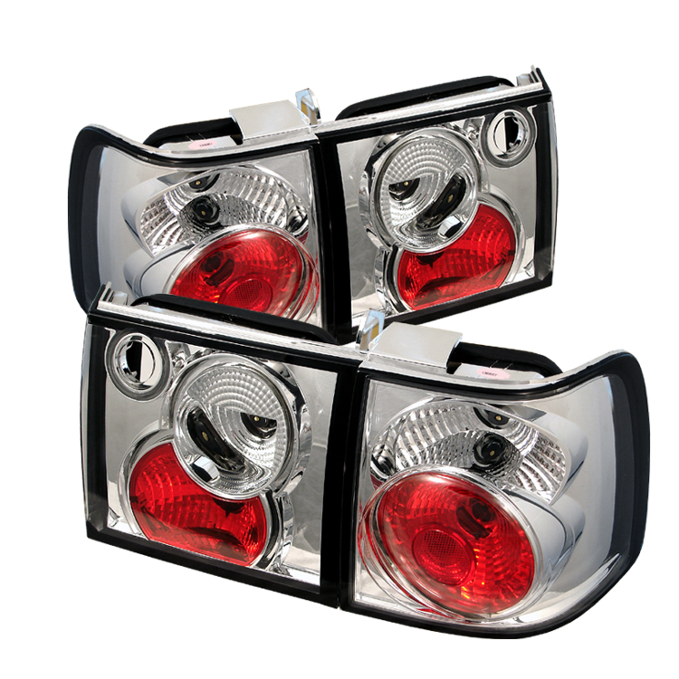 Volkswagen Passat 1993-1996  Chrome Euro Style Tail Lights