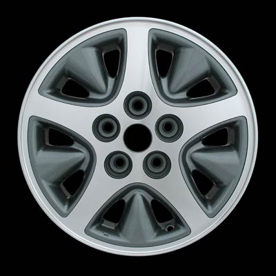 Dodge Caravan 1996-2000 15x6.5 Machined Factory Replacement Wheels
