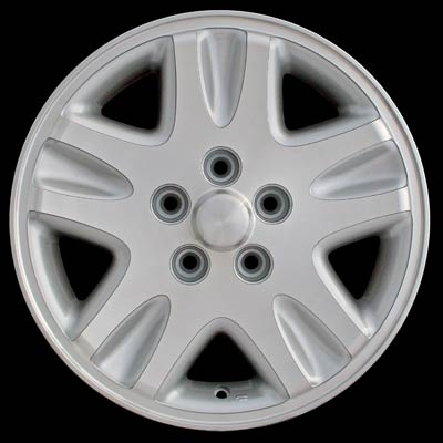 Dodge Caravan 1996-1997 16x6.5 Machined Factory Replacement Wheels