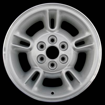 Dodge Dakota 1997-2000 15x8 D-Machined Lip Factory Replacement Wheels