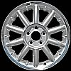 Chrysler Sebring Coupe 1997-2000 17x6.5 Machined Lip Factory Replacement Wheel