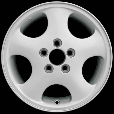 Dodge Neon 1998-1999 14x6 Silver Factory Replacement Wheels