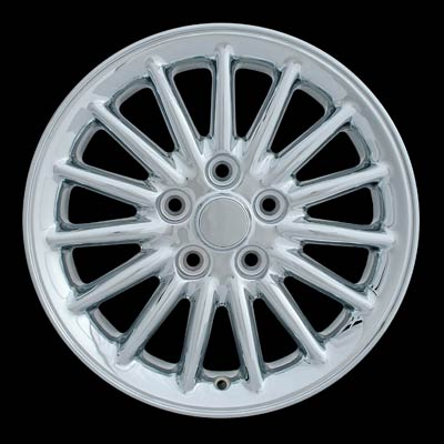 Dodge Caravan 1999-2000 16x6.5 Chrome Factory Replacement Wheels