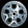 2002 Dodge Neon  15x6 Machined Factory Replacement Wheels