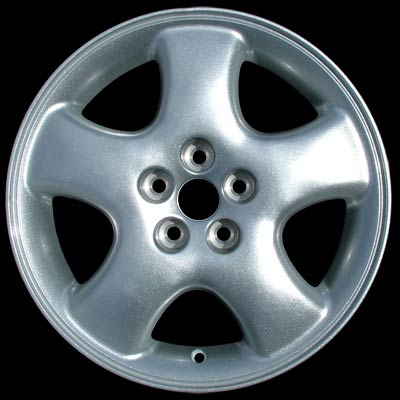 Chrysler Pt Cruiser 2001-2002 16x6 Silver Factory Replacement Wheels