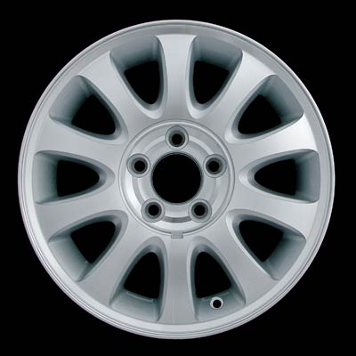 Chrysler Town And Country 2001-2003 16x6.5 Machined Factory Replacement Wheels