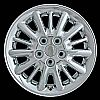 Chrysler Town And Country 2001-2004 16x6.5 Chrome Factory Replacement Wheels