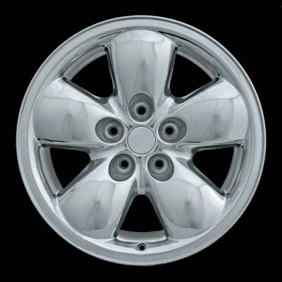 Dodge Ram 2002-2005 20x9 Polished Factory Replacement Wheels
