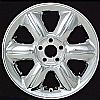 2001 Chrysler Pt Cruiser  16x6 Chrome Factory Replacement Wheels
