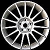 2002 Chrysler 300m  18x7.5 Bright Silver Factory Replacement Wheels