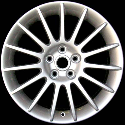 Chrysler 300m 2002-2004 18x7.5 Bright Silver Factory Replacement Wheels