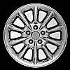 Chrysler 300m 2003-2004 17x7 Chrome Factory Replacement Wheels