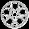 2002 Dodge Neon  15x6 Chrome Factory Replacement Wheels