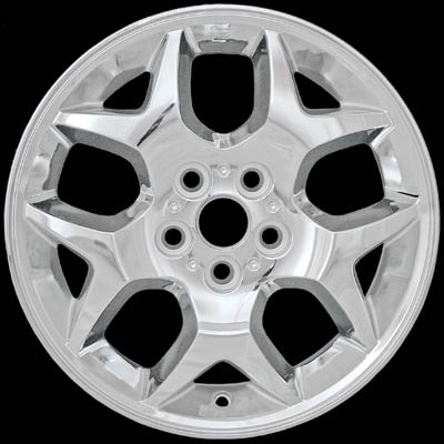 Dodge Neon 2002-2004 15x6 Chrome Factory Replacement Wheels