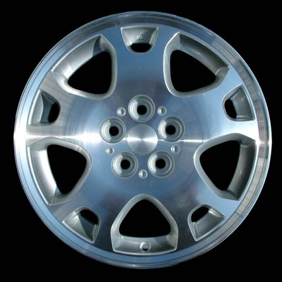 Dodge Neon 2003-2005 15x6 Machined Factory Replacement Wheels